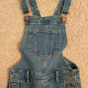 Old Navy fitted overalls